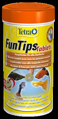 Tetra FunTips Tablets, 20 табл - фото 1