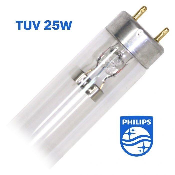 Philips Бактерицидная лампа TUV 25W G13 PHILIPS - фото 1
