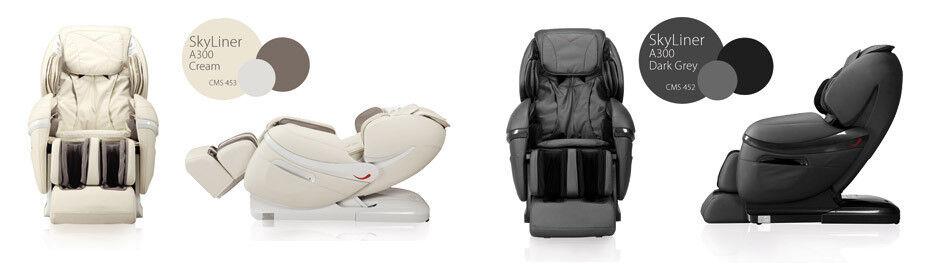 Массажер Casada Массажное кресло премиум-класса SkyLiner A300 (Скайлайнер А300) - фото 2