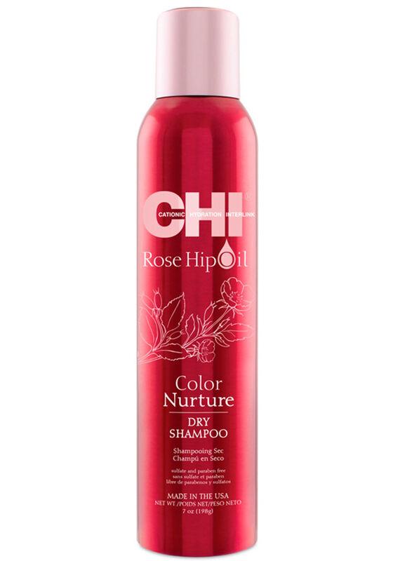 CHI Сухой шампунь для окрашенных волос с маслом шиповника Rose Hip Oil 198 г - фото 1
