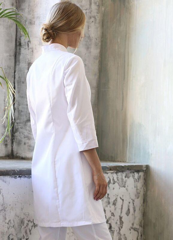 Доктор Стиль Блуза медицинская женская «Восток» ЛЛ 2223.21 - фото 3