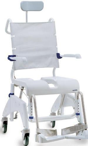 Санитарное приспособление Invacare Кресло стул с санитарным оснащением Ocean Vip - фото 1