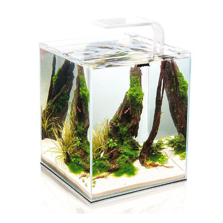 Aquael Аквариум Shrimp Set Smart 2 10 White - фото 1