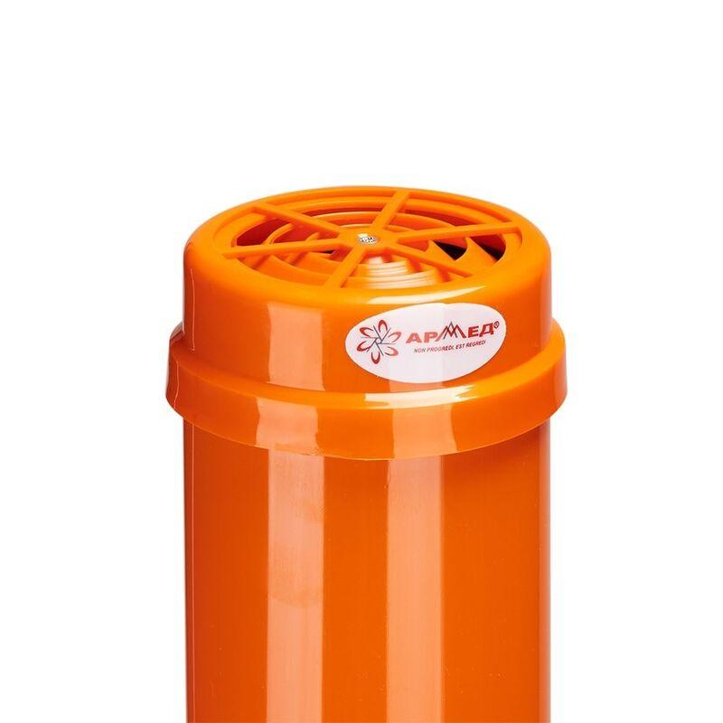 Армед Рециркулятор воздуха бактерицидный СH111-115 оранжевый, с таймером - фото 3