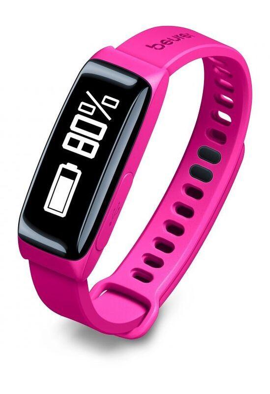 Beurer Фитнес-браслет AS 81 Pink - фото 4