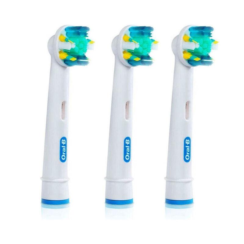 Braun Насадки для зубной щетки Oral-B Floss Action EB25 (3 шт) - фото 1