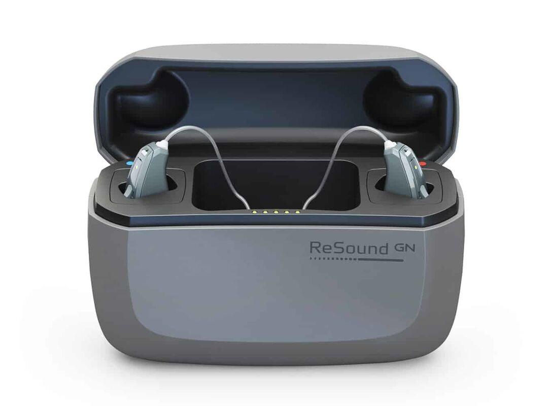 Слуховой аппарат ReSound LiNX Quattro RE561-DRWC - фото 1