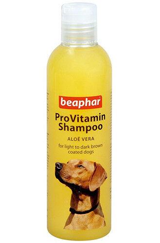 Beaphar Шампунь ProVitamin Shampoo Yellow/Gold с алоэ вера, 250 мл - фото 1