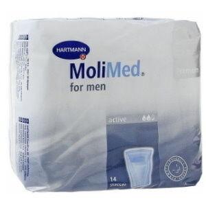 Hartmann Вкладыши урологические для мужчин MOLIMED Premium for men, 14 шт. - фото 1