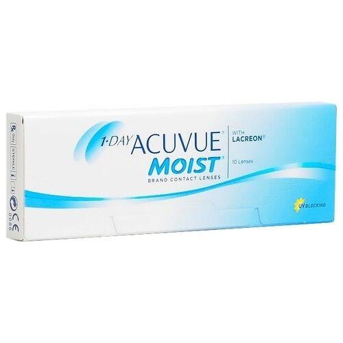 Контактные линзы Acuvue 1-Day Moist - фото 2