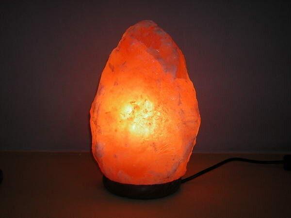 Zenet Солевая лампа Скала 5-7 кг - фото 2