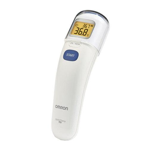 Термометр Omron Инфракрасный бесконтактный термометр Gentle Temp 720 (MC-720-E) - фото 1
