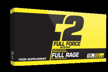 F2 Full Force Nutrition Full Rage 144 капс - фото 1