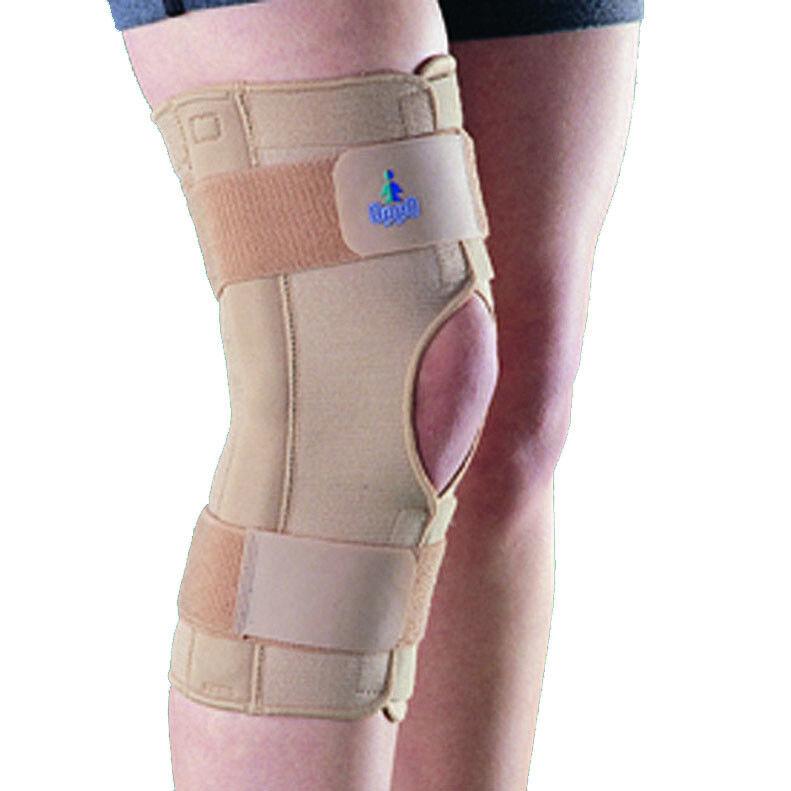OPPO Ортопедический коленный ортез с боковыми шинами 2037 - фото 1