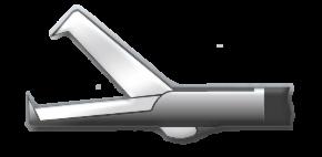 Медицинское оборудование ППП Ножницы клювовидные однобраншевые Л0046 - фото 1