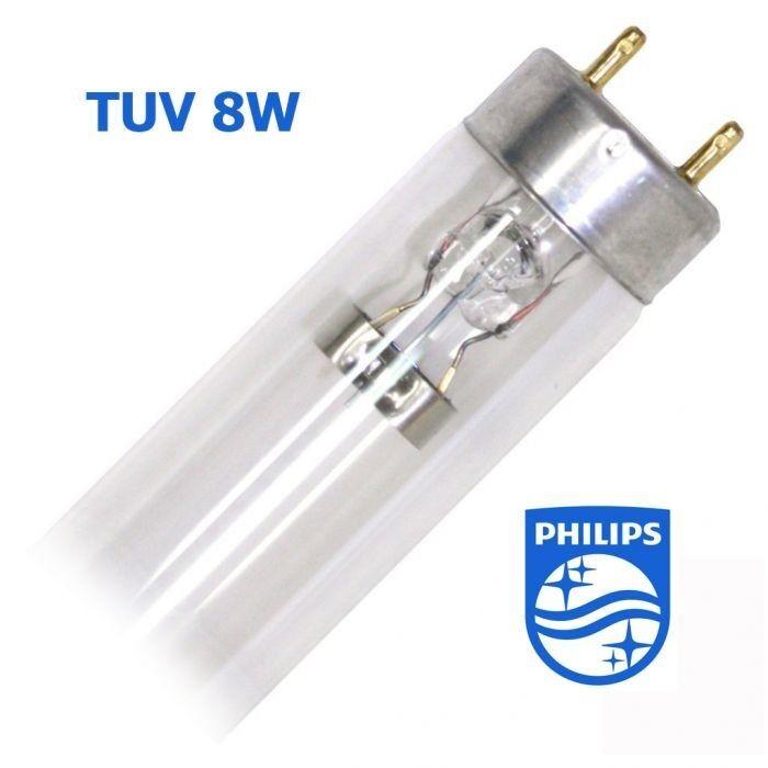 Philips Бактерицидная лампа «TUV 8W G5» - фото 1