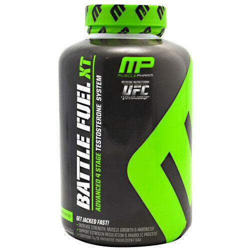MusclePharm Battle Fuel XT, 160 capsules - фото 1