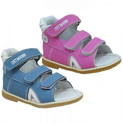 Ortmann Детские ортопедические сандалии Kids STENLY - фото 1