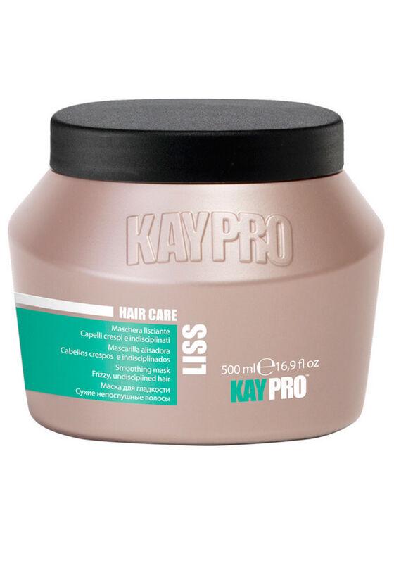 KayPro Маска HAIR CARE LISS для гладкости сухих непослушных волос 500мл - фото 1