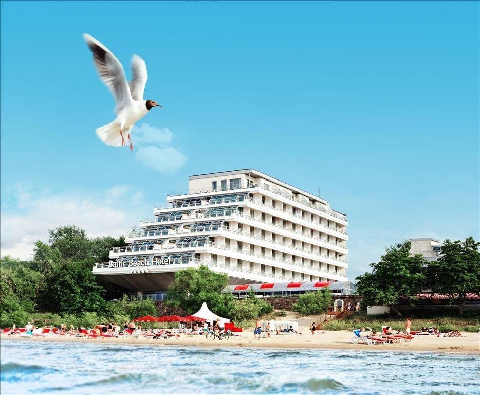 Отдых и оздоровление за рубежом ЦентрКурорт Отель Baltic Beach 5* - фото 1