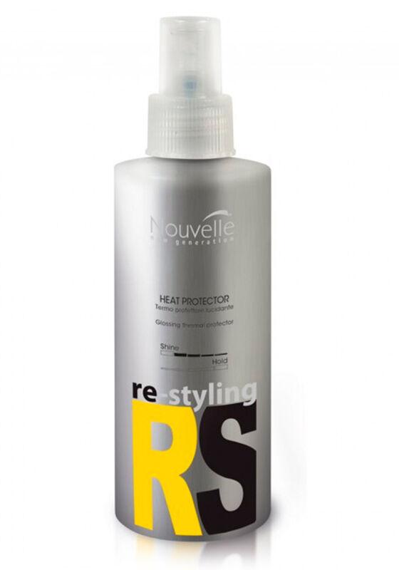 Nouvelle Жидкость теплозащитная для нанесения блеска RE-STYLING RS Heat Protector 150 мл - фото 1