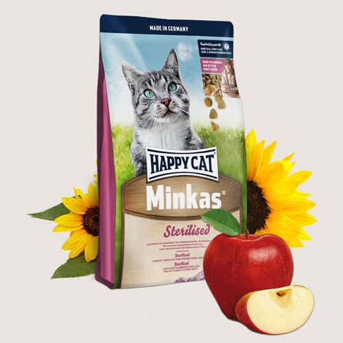 Happy Cat Minkas Sterilised - фото 1