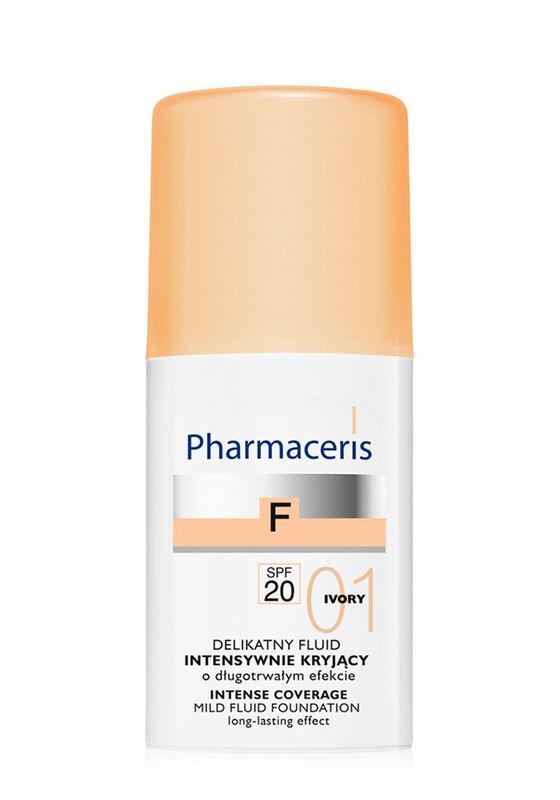 Pharmaceris Флюид тональный нежный SPF 20 (тон 01) - фото 1
