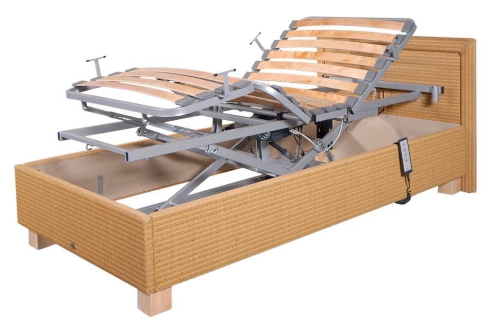 ELBUR Кровать функциональная 4-х секционная с электроприводом PB 532 - фото 1