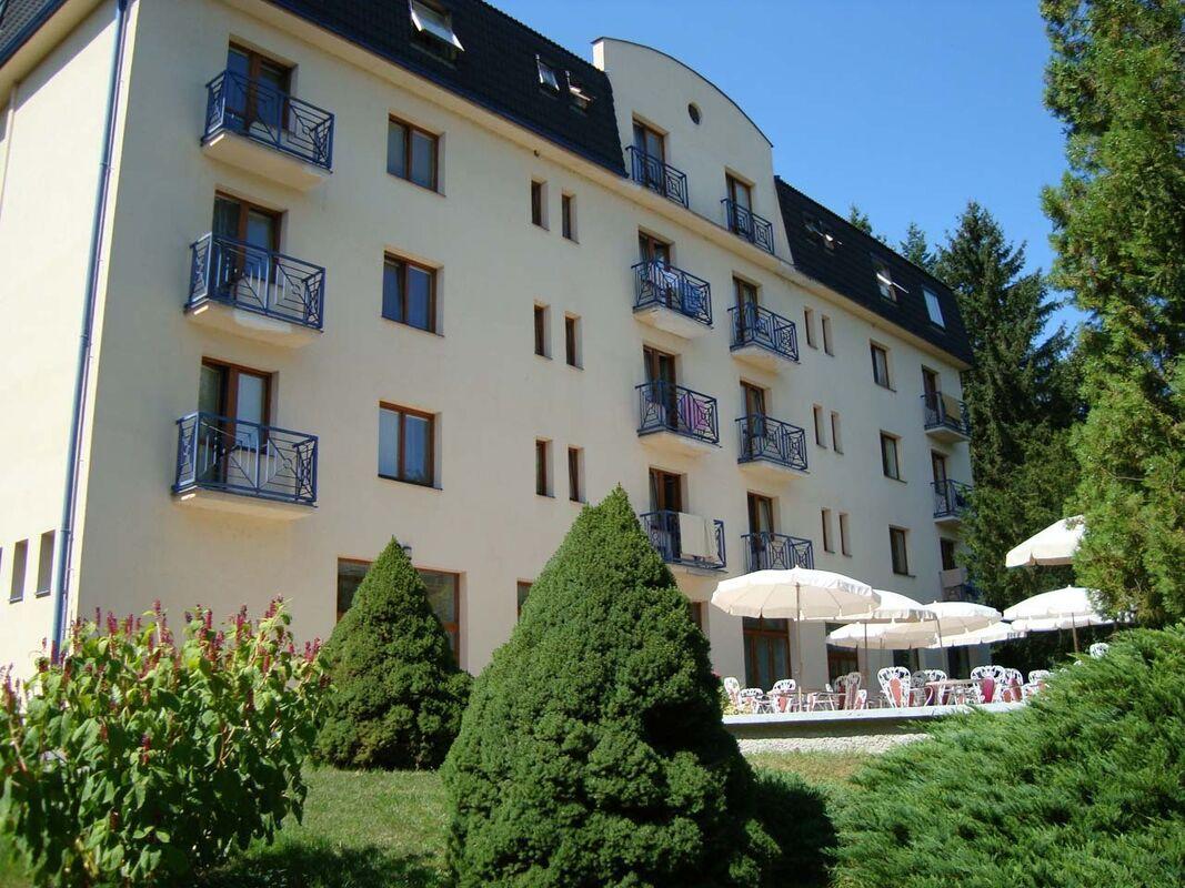 Отдых и оздоровление за рубежом Ibookmed Курорт Смрдаки, отель Morava 3* - фото 1