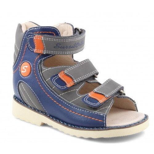 Sursil Ortho Ортопедические сандалии для мальчиков 15-250 - фото 1