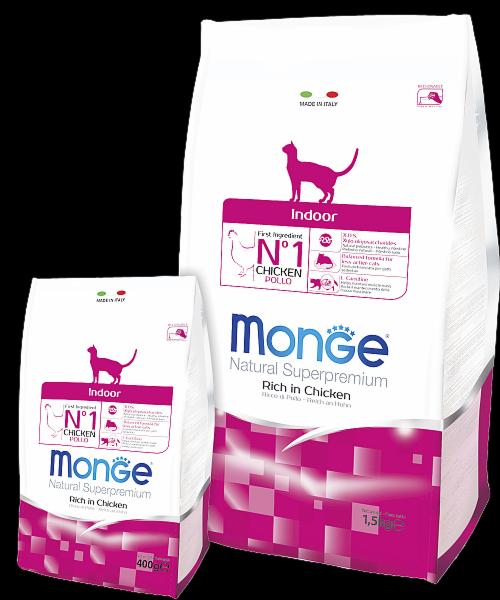 Monge Cat Indoor - фото 1
