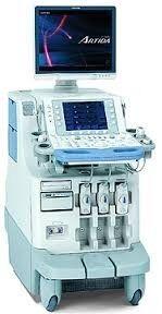 Медицинское оборудование Toshiba Ультразвуковой сканер Aplio Artida (SSH-880CV) - фото 1