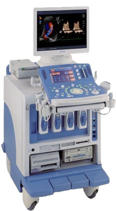 Медицинское оборудование Hitachi Aloka Ультразвуковой сканер Prosound Alpha 10 - фото 1