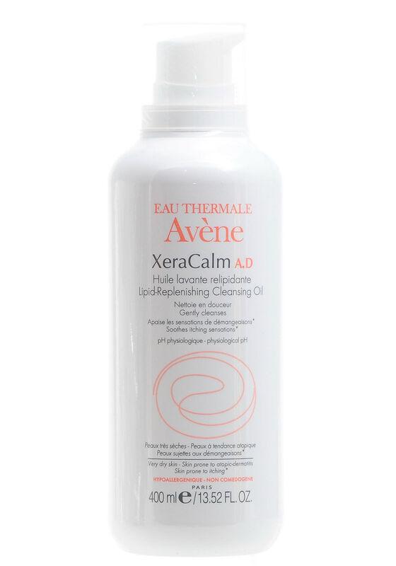 Avene Масло XERACALM A.D очищающее липидовосполняющее 400 мл - фото 1