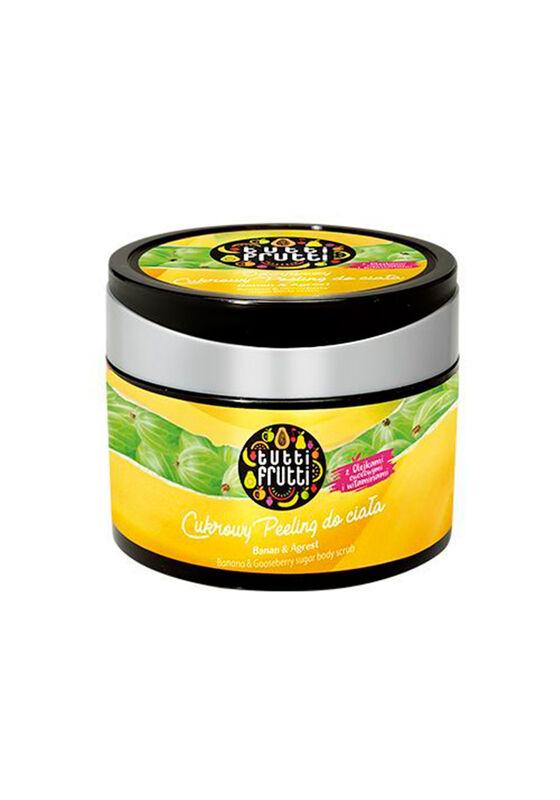 Farmona Крем-масло для тела TUTTI FRUTTI Банан & Крыжовник 200 мл - фото 1