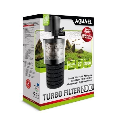 Aquael Внутренний фильтр Turbo filter 2000 - фото 2