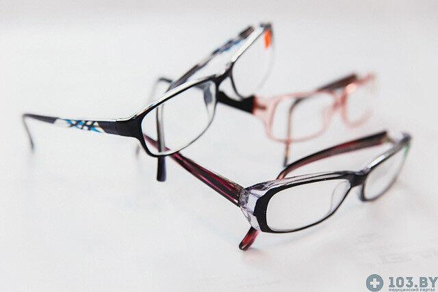 Очки Касияна Очки корригирующие в пластмассовой оправах - фото 20