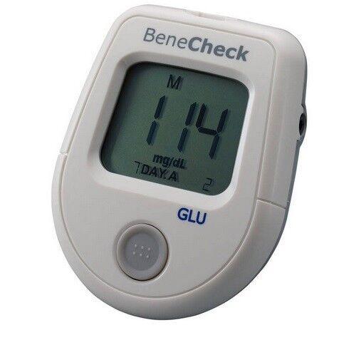 Система контроля крови General Life Biotechnology BeneCheck Chol. GLU Dual контроль уровня Холестерина и Глюкозы - фото 1