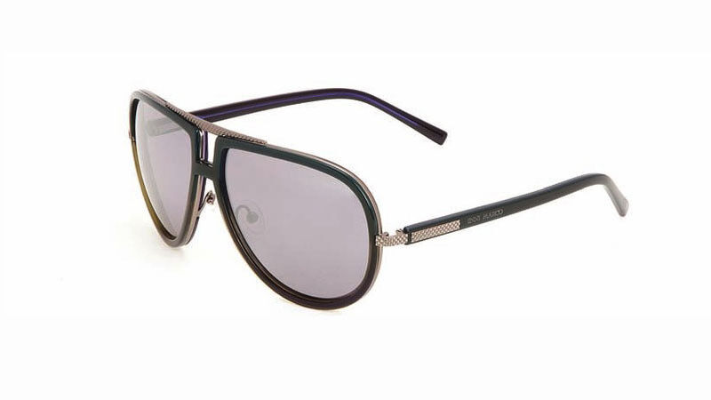 Очки Enni Marco IS 11-260 Unisex acetate with metal bridge - фото 2