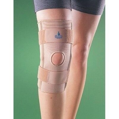 OPPO Ортопедический коленный ортез с боковыми шинами 2031 - фото 1