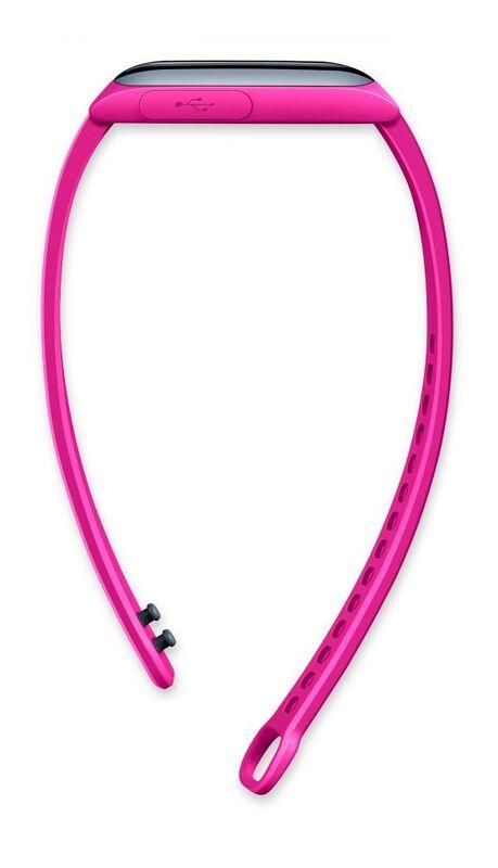 Beurer Фитнес-браслет AS 81 Pink - фото 2