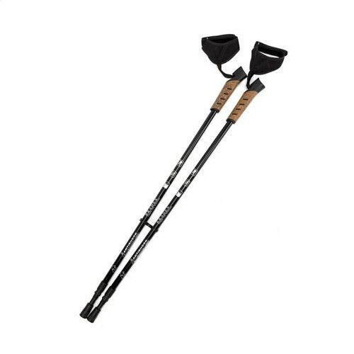 Bradex Палки карбоновые телескопические для скандинавской ходьбы SF 0264 - фото 1