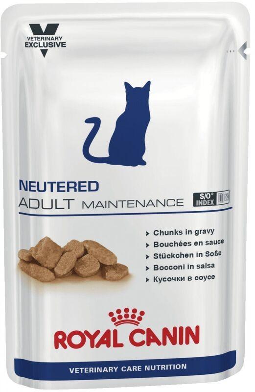 Royal Canin Neutered Adult Maintenance 100 гр. х 12 шт. - фото 1