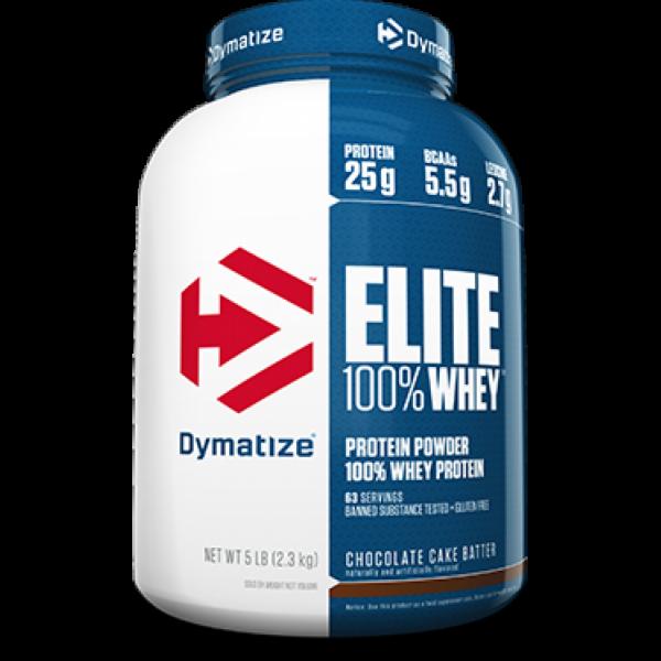 Dymatize Протеин Elite Whey Protein 2268 г - фото 1