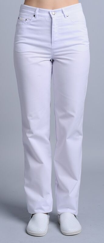 Доктор Стиль Брюки джинсы женские (брю3406) - фото 1