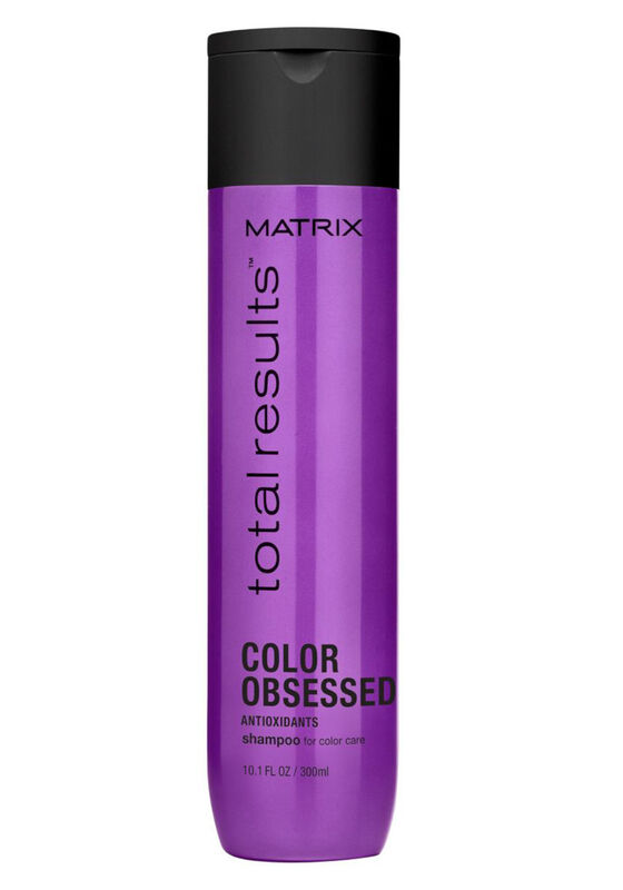 Matrix Шампунь COLOR OBSESSED для окрашенных волос 300мл - фото 1