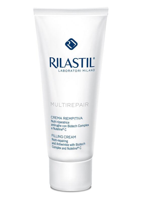 Rilastil Крем против морщин питательный восстанавливающий MULTIREPAIR, 50 мл - фото 1
