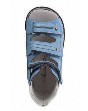 Sursil Ortho Ортопедические сандалии для мальчиков 15-251 - фото 4