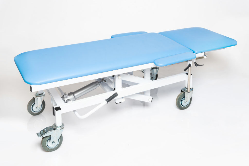 Айболит-2000 Кушетка-стол перевязочная передвижная - фото 2
