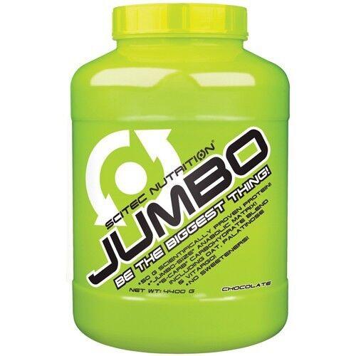 Scitec Nutrition Гейнер Jumbo 4400 гр - фото 1